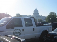 Grayson visits the Capital