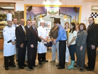 Grayson Natural featured at VirginiaTech\'s Farms and Fields grand opening